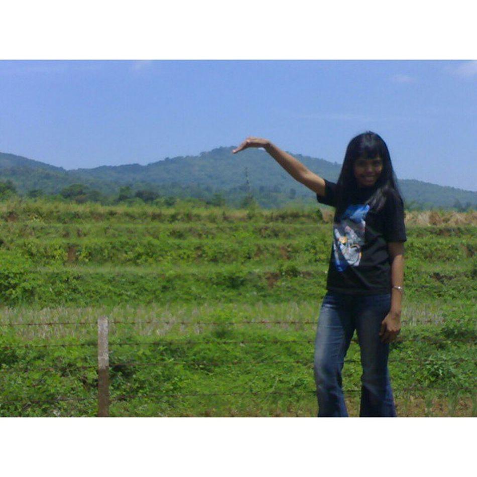 Me Indonesianwomen Trip Nature Mountain Pucak Maros  Instanusantara