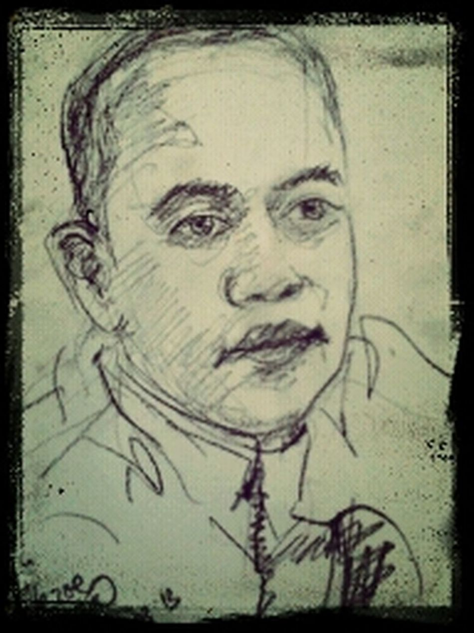 Mr. Fadli ..... Or.... Irjen Joko Susilo?? ~by Heroe Japra :D