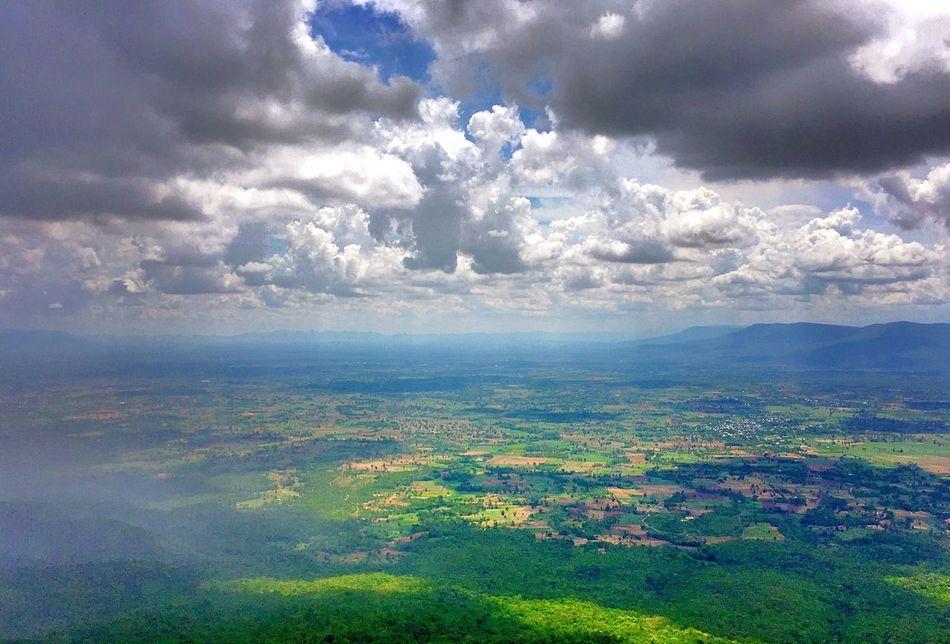 Landscape Landscape_photography Landscape Photography Mountain Mountains And Sky Mountain View Viewpoint Thesky Nature Nature Photography ภูคาแลน ชัยภูมิ ประเทศไทย Chaiyaphum Thailand