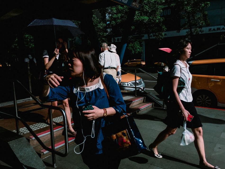 Da'an District, Taipei, 2016 Candid Everybodystreet IPhone Librarymook Mobilephotography Outdoors Streetphotography Urban