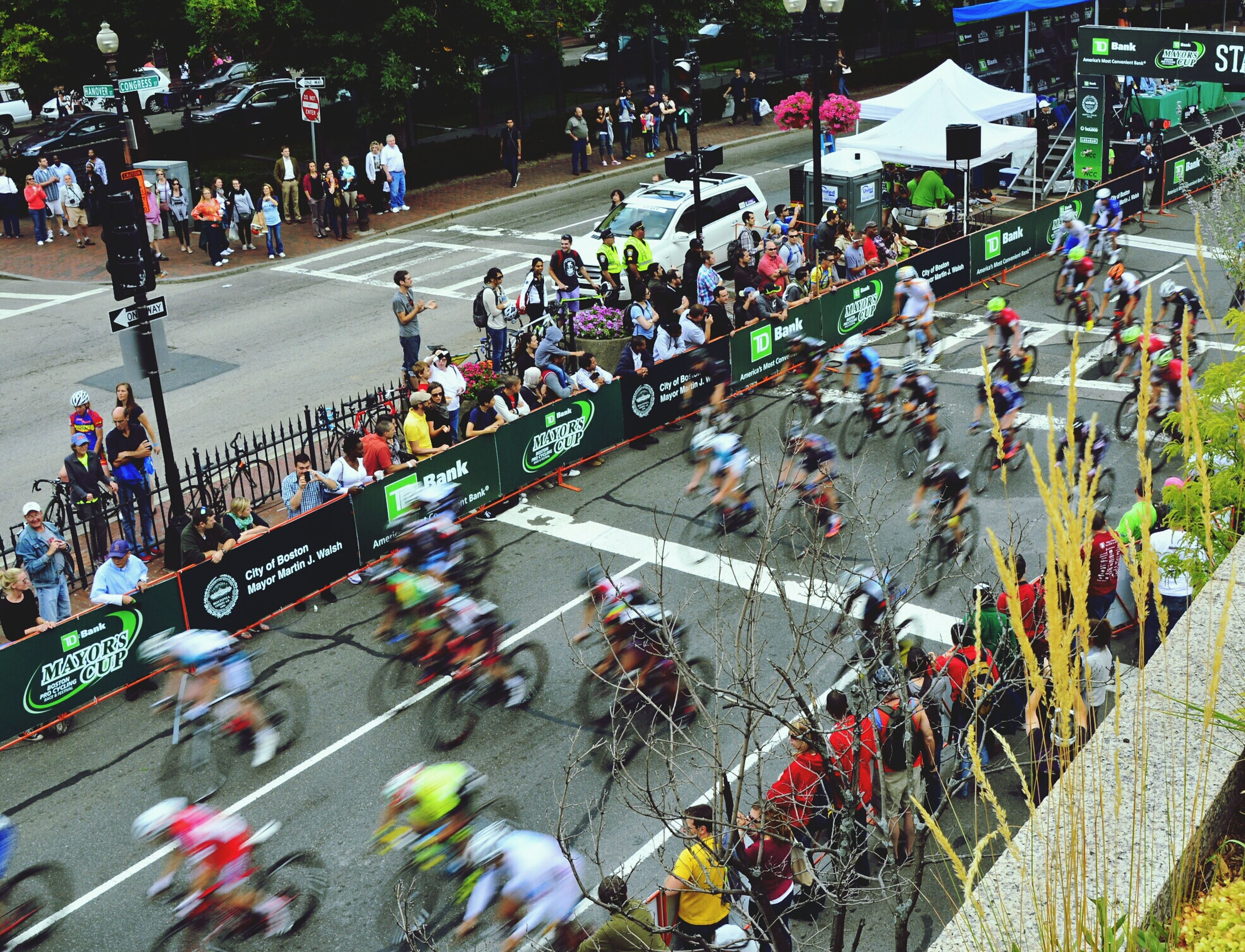 Bike racing at the Mayor's Cup in Boston Eye Em Best Shots Streamzoofamily