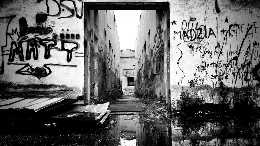 Warsaw Black & White Monochrome Warszawa