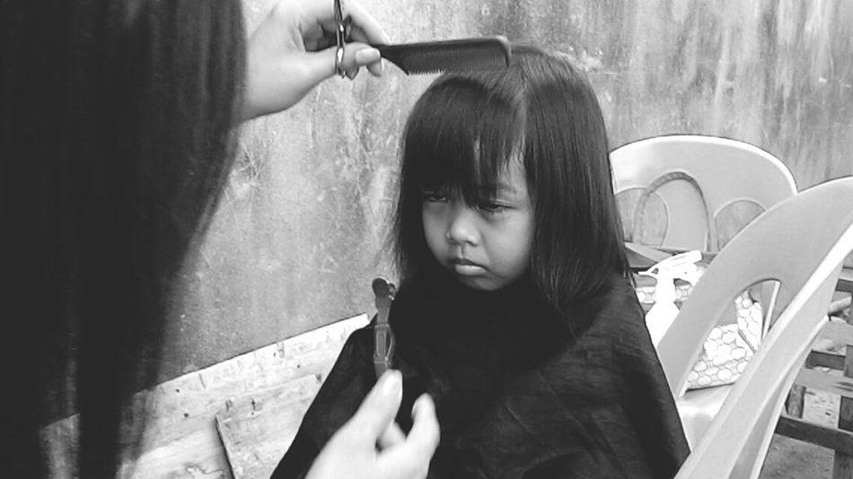 Hair cut Getting In Touch First Eyeem Photo