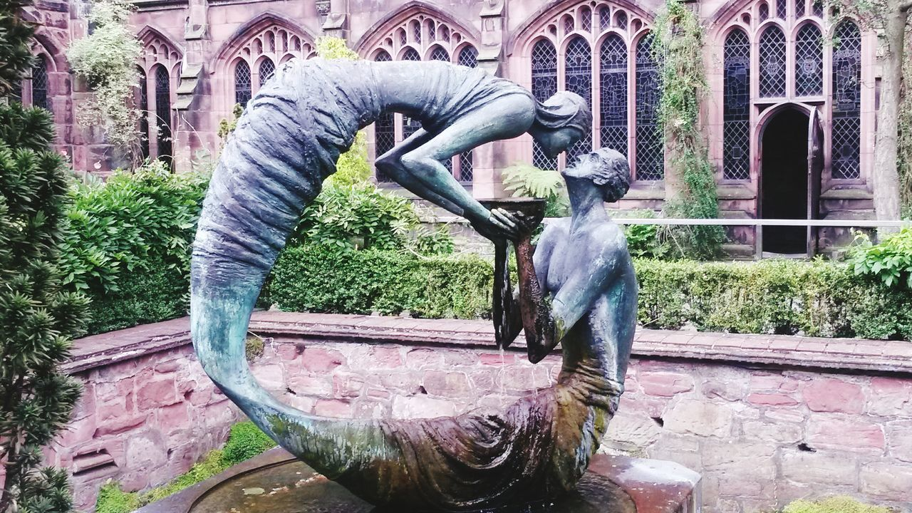 Sculpture Art Art Around Us Chester