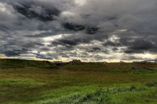 Stekkjakot Dramatic Sky Sky And Clouds Sky_collection Nature On Your Doorstep Dramatic Iceland_collection Beauty In Everything