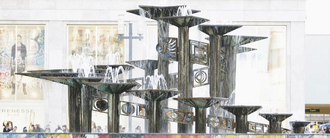 Alexanderplatz Architecture Art Berlin Color Photography Creativity Drawing En Plein Air Fountain Impressionism My City Painting Pastel Pastel Colors Urban Urban Life Water