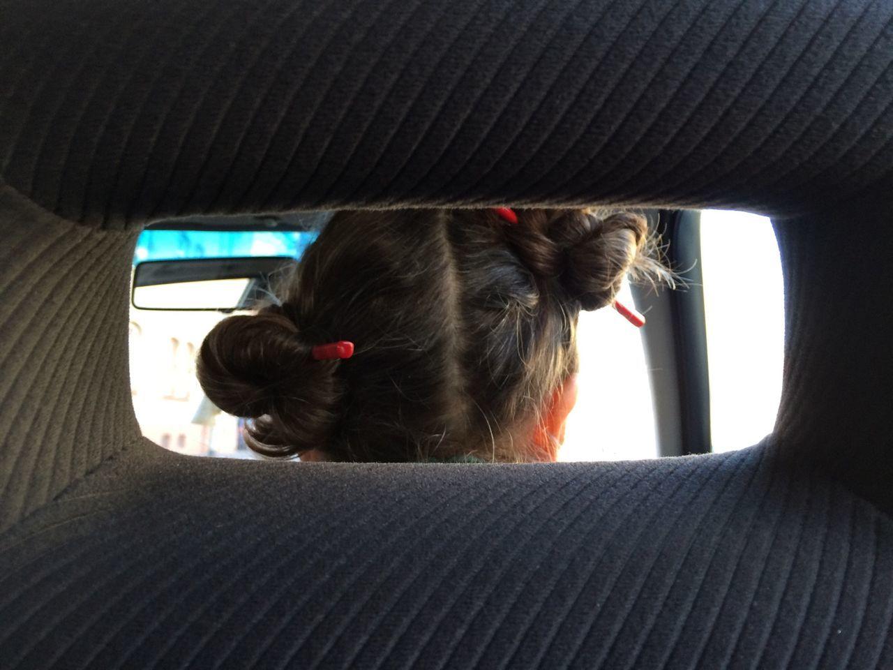 Beautiful stock photos of hair, Bizarre, Car Interior, Day, Hair Bun
