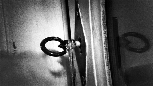 Key Door Monochrome Photography