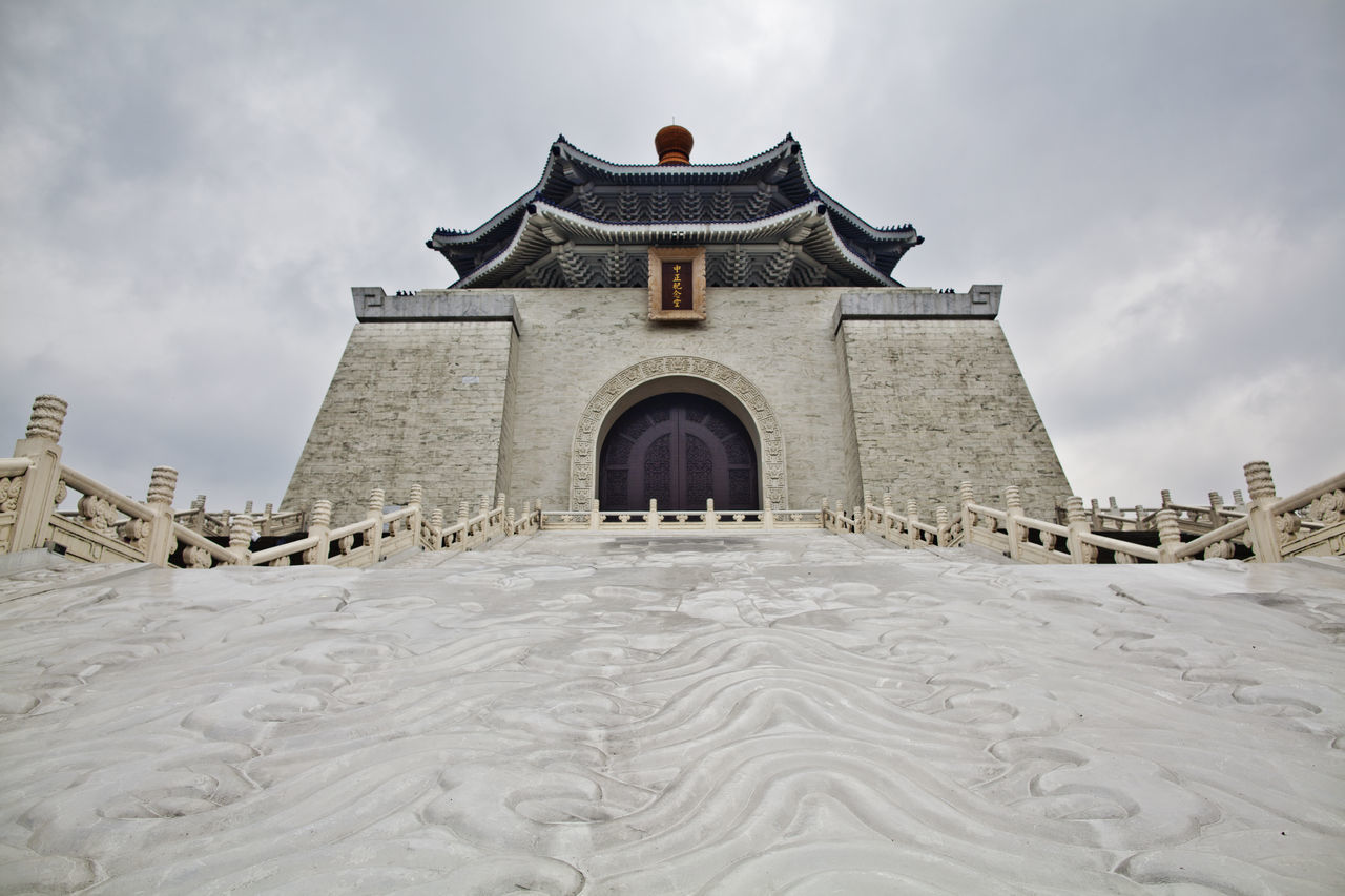 Adventure Architecture Astronomy City Cold Temperature Day History Landscape Monument No People Outdoors Sky Snow Taiwan Travel Travel Destinations Vacations Winter