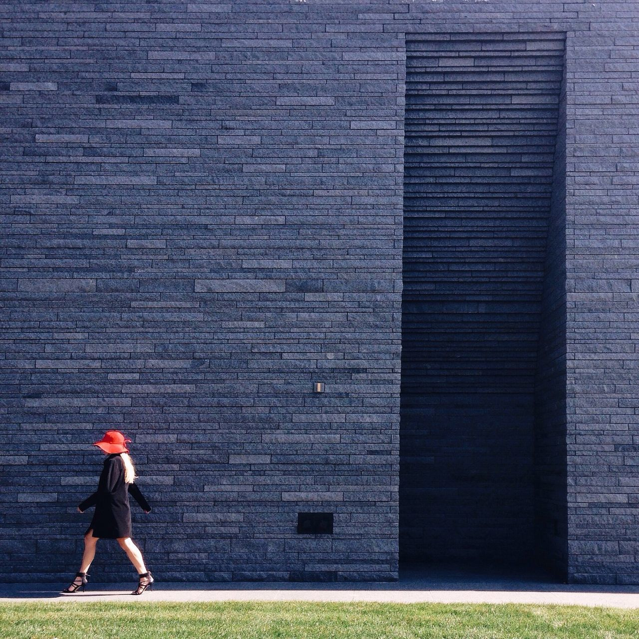 Beautiful stock photos of hat, Black Color, Brick Wall, Candid, Copy Space