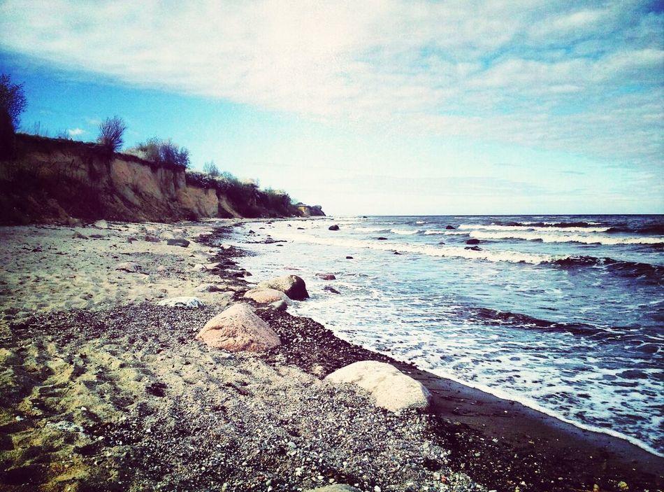 ♥ Beach Sea And Sky Holiday Coast