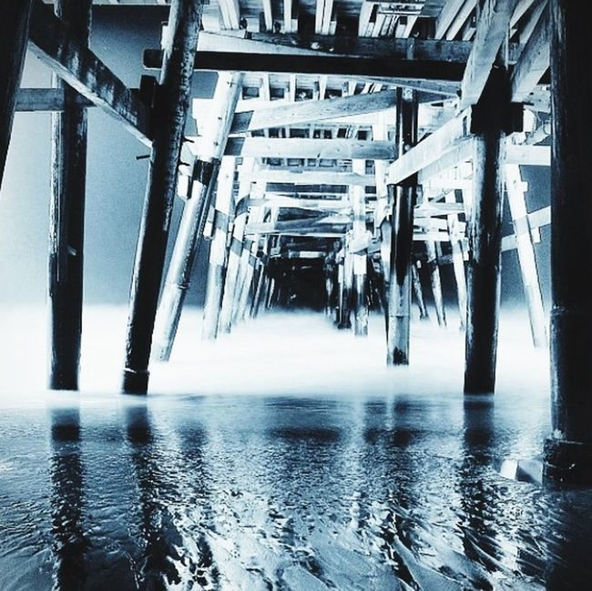 Strange creatures live under the bridge Make Me Feel Alive Light And Shadow Catching Your Emotion In A Shot