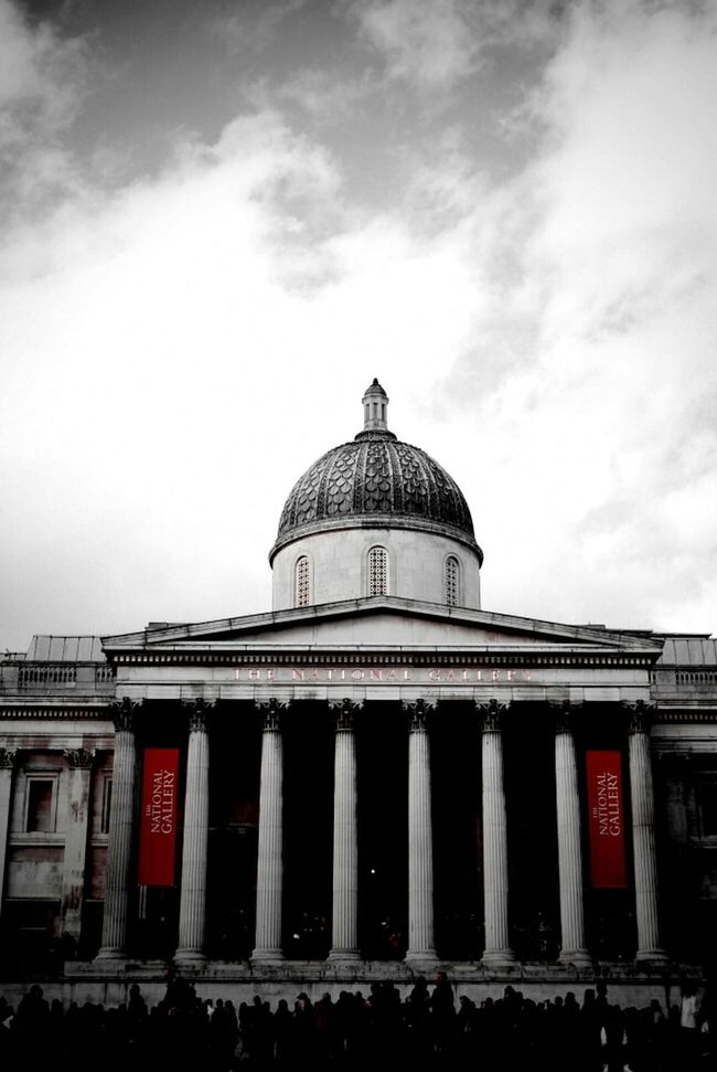 The National Red Gallery London Android National Andrographer