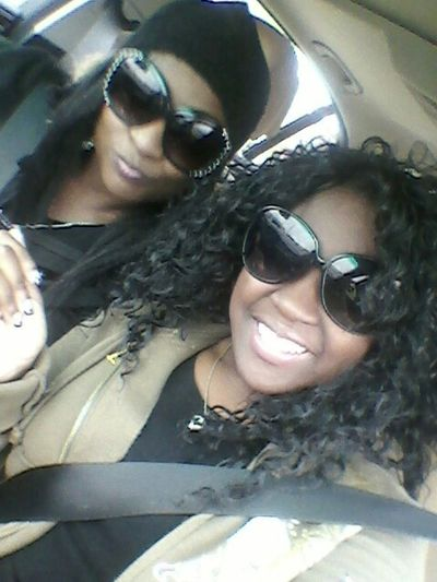 & i keep a bad bishh on the side of me lol... my mommy