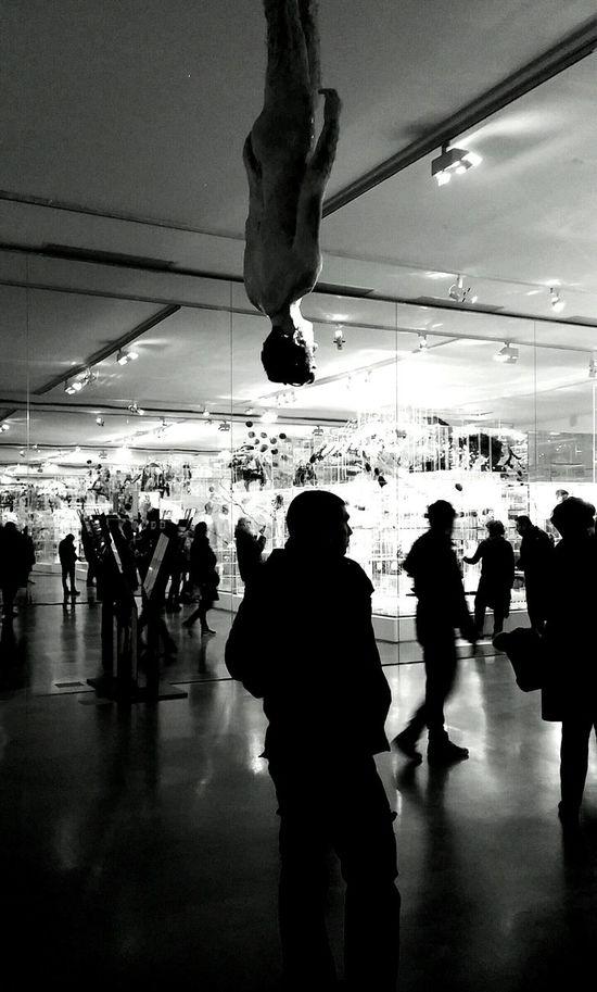 Art Exhibition Flux David Altmejd Musée D'art Moderne De La Ville De Paris