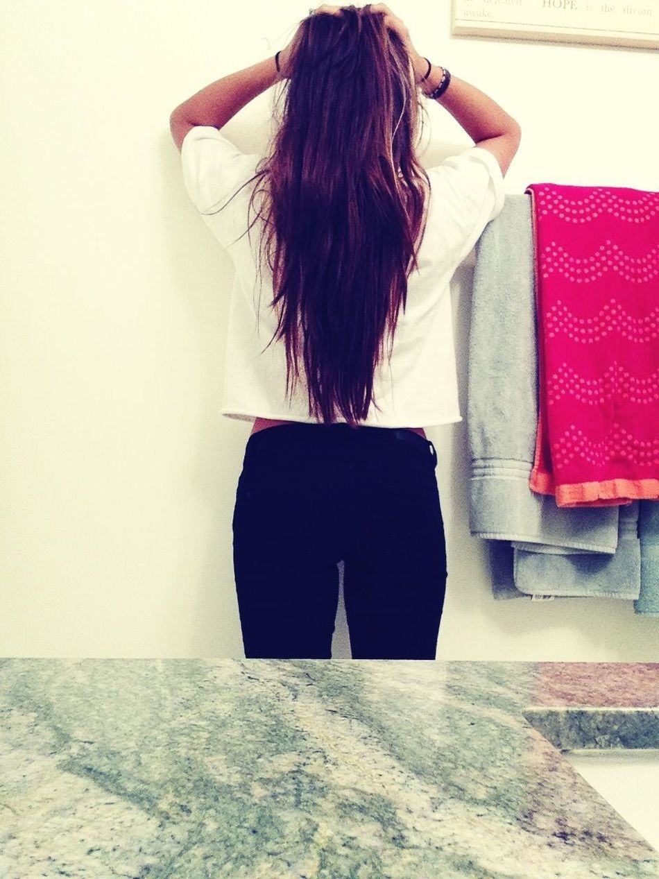 Long Hair, Don't Care.