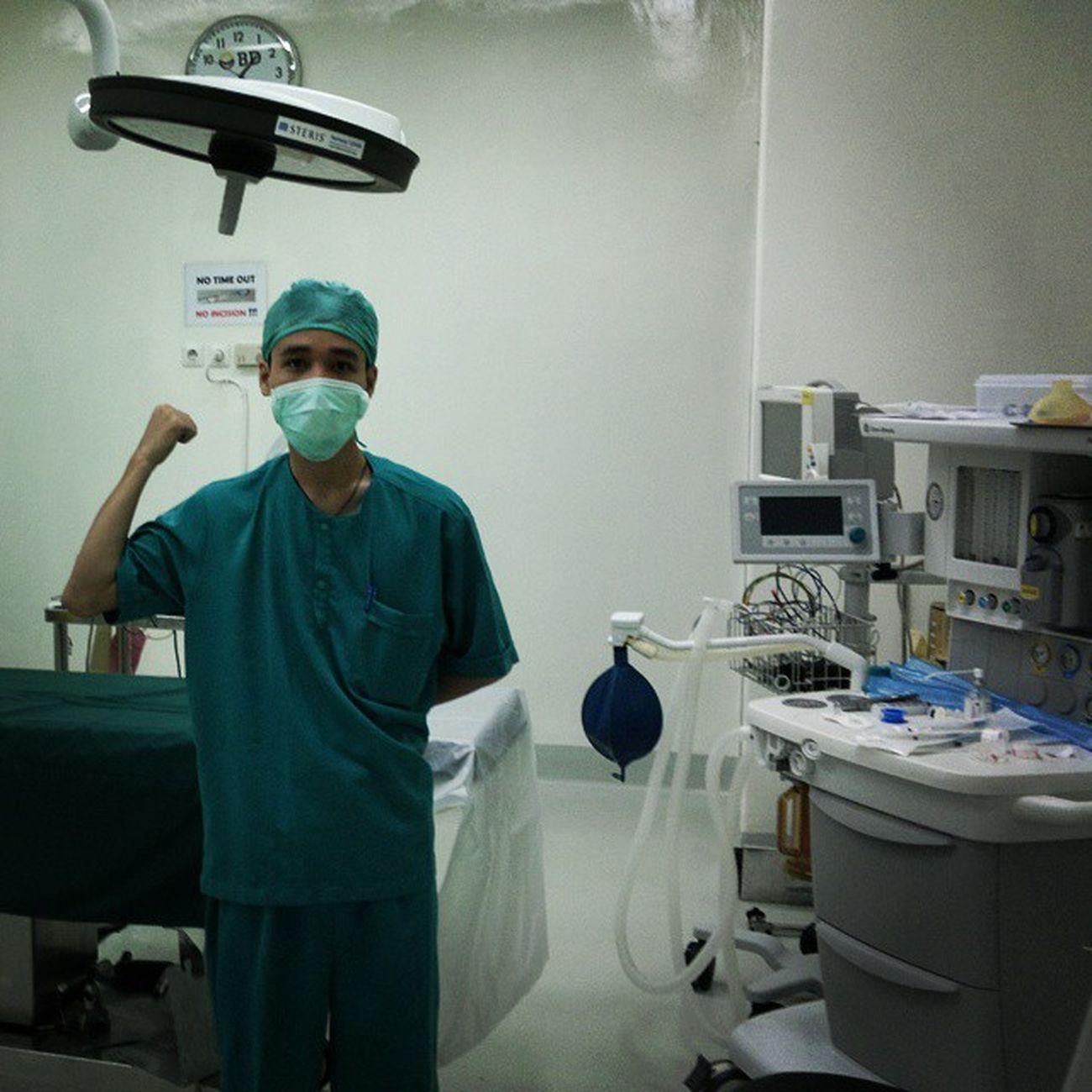Dinas IBS hari 1 Seru Liad Operasi Rencana jadi perawat IBS