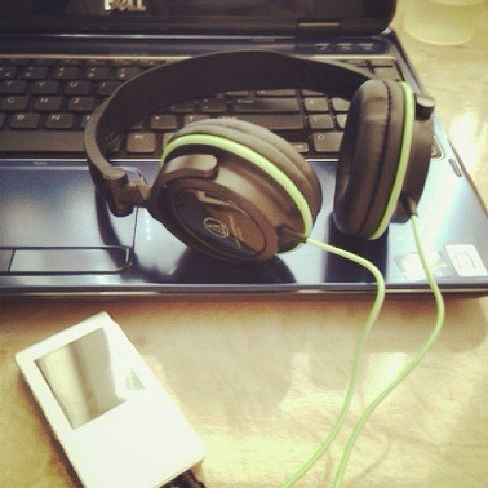 my new babies... Djstreet Audiotecnica Love