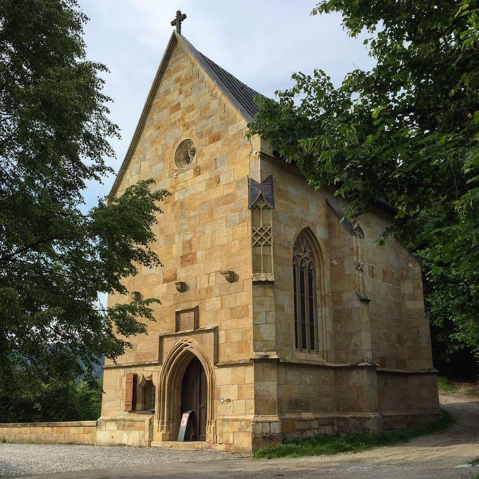 Kapelle Creuzburg Travel Photography Germany Deutschland Enjoying Life Church Travelling City Life