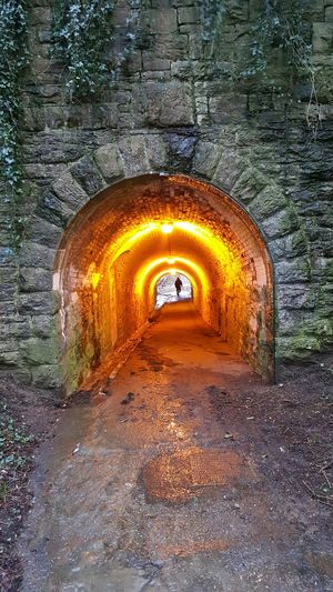 Reach Your Goal Destination Aim Tunnel Future Futures Planning Ahead Bright Future Glow Orange Tunnel Vision Goal Light At The End Of The Tunnel Positivity Focus Goals 💪 Showcase: January People And Places Second Acts