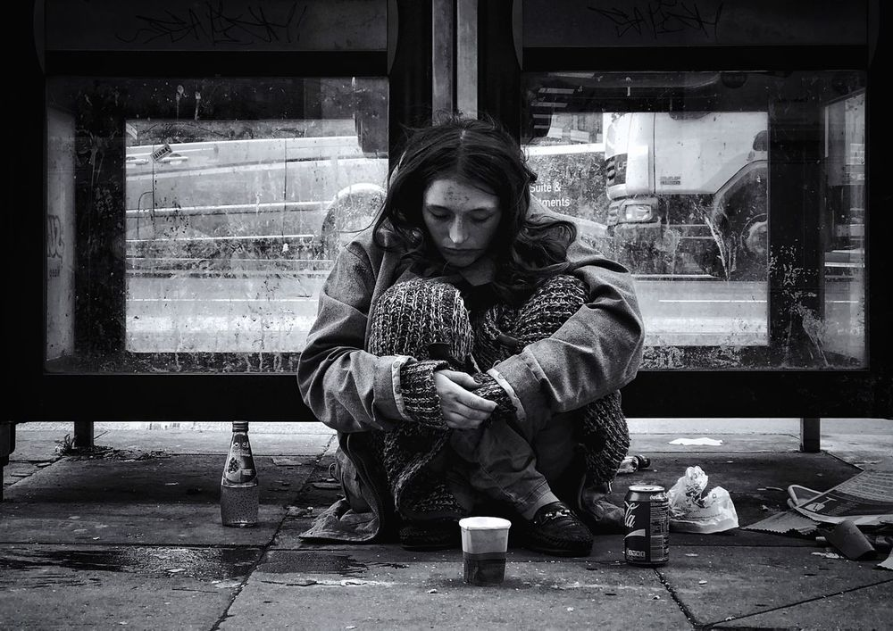 www.justgiving.com/crowdfunding/ourhomeless - Help Our Homeless Help Our Homeless People Help Helping Helping Others Charity Homeless My First Book Looking At Camera Lifestyles Sitting One Person Portrait Full Length Real People Front View Young Women Building Exterior Young Adult Day When None Of This Really Matters
