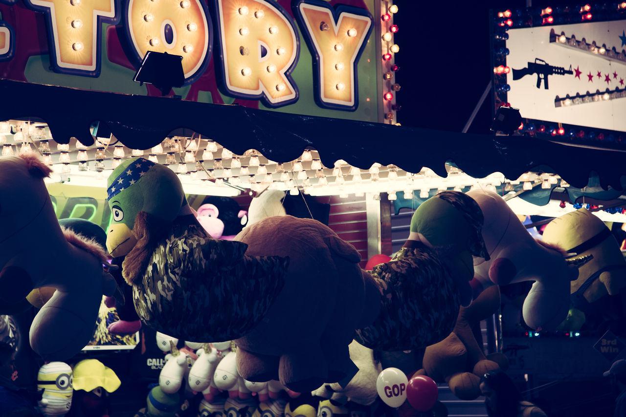 Camos , guns and stars ...enjoy The Show... Animal Farm Politics The Show