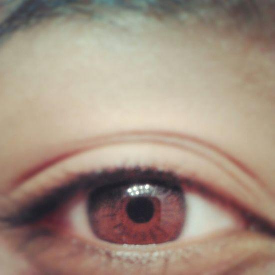 real Pretty Eyes (: