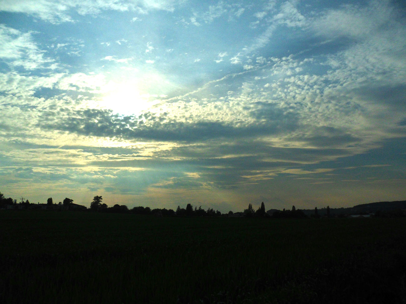 Nature Landscape Sky Cloud - Sky No People Day Beauty In Nature Outdoors