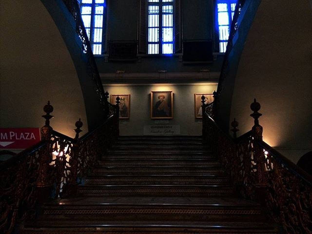 The royal staircase at Dr. Bhau Daji Lad Museum Royal Staircase Stairs Windows Lights Shadows Photoframes Beautiful Drbhaudajiladmuseum Ig_Mumbai Ig_maharashtra Ig_india Ig_worldclub Repostingindia Indian_photographers India_gram Igers Asus Zenfone Zenfoneglobal Asusglobal Seewhatotherscantsee Indiaunseen Incredibleindiaofficial _soi _soimumbai instagram