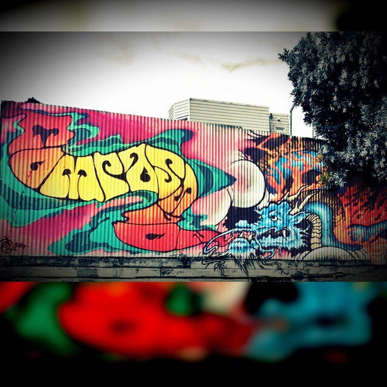 San Francisco Urbangraffiti UrbanART Bay Area California Yee