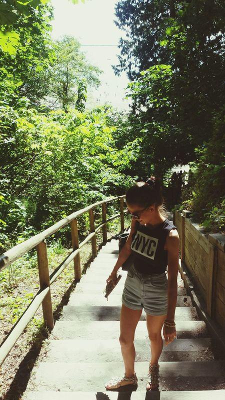 Summer Beachbum those stairs tho..