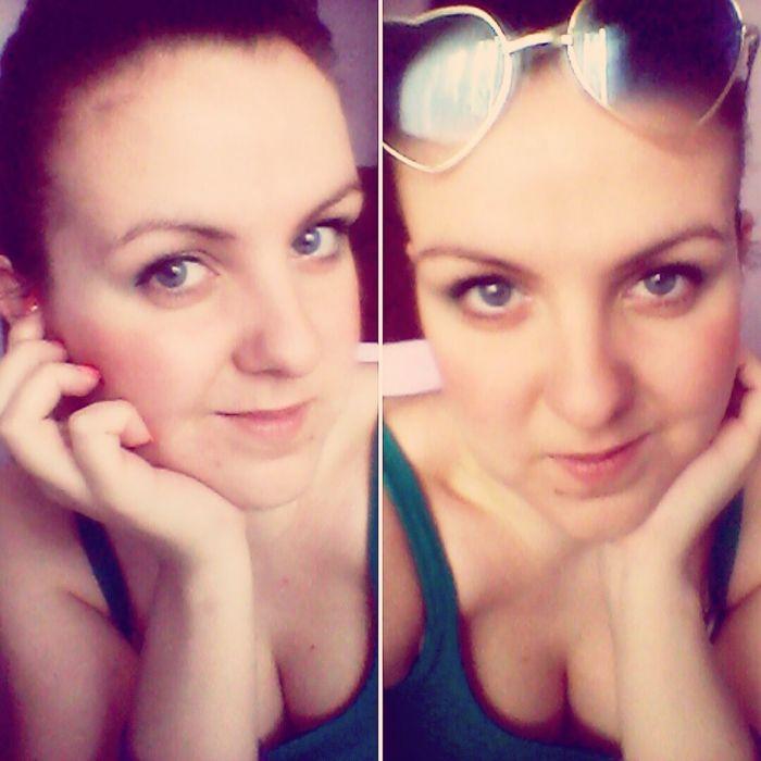 Fryday Freeday PublicHoliday Czechgirl Smile ✌ Blueglasses BlueEyes