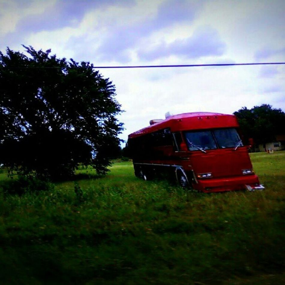 The Bus. Texas Dublintx Road Bus Nowhere Roadtrip
