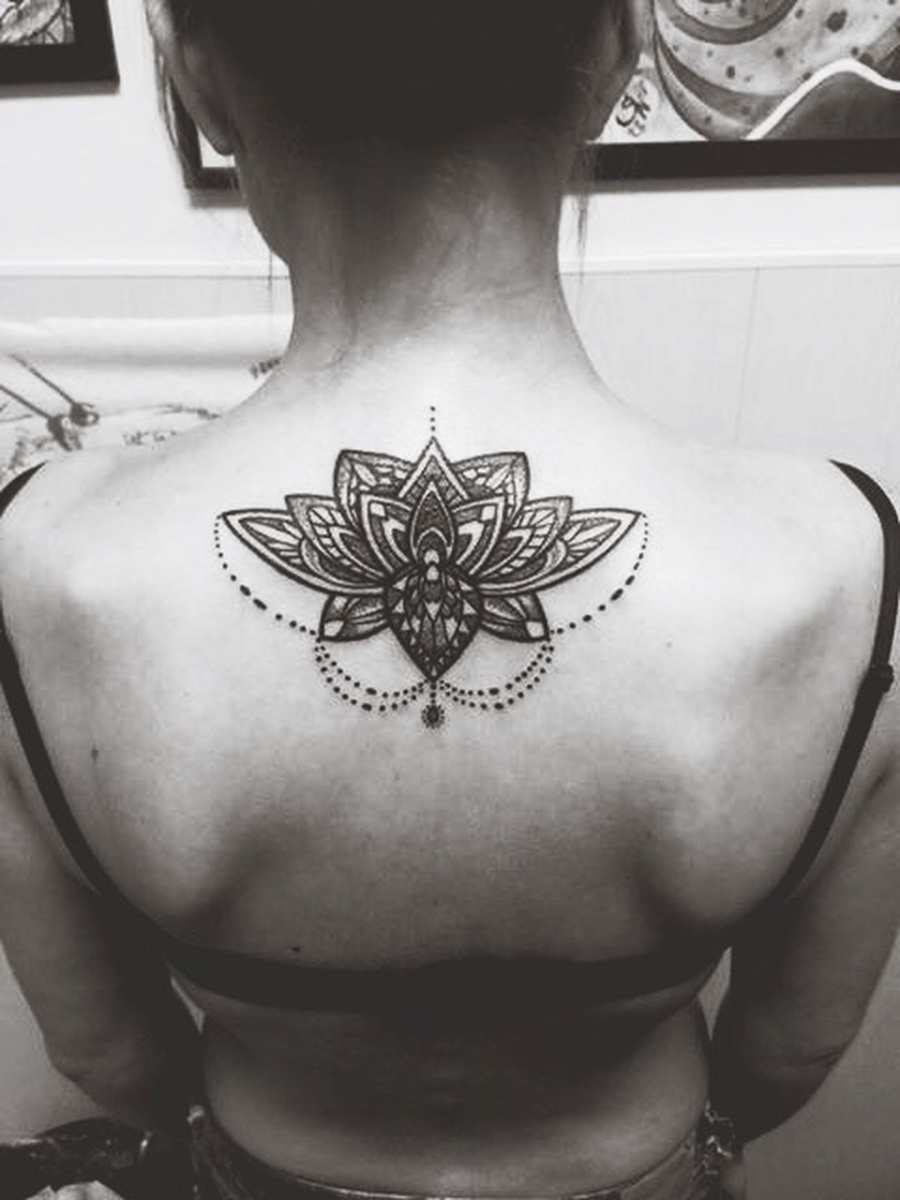 Getting Inked Life Lulz Lotus Flower