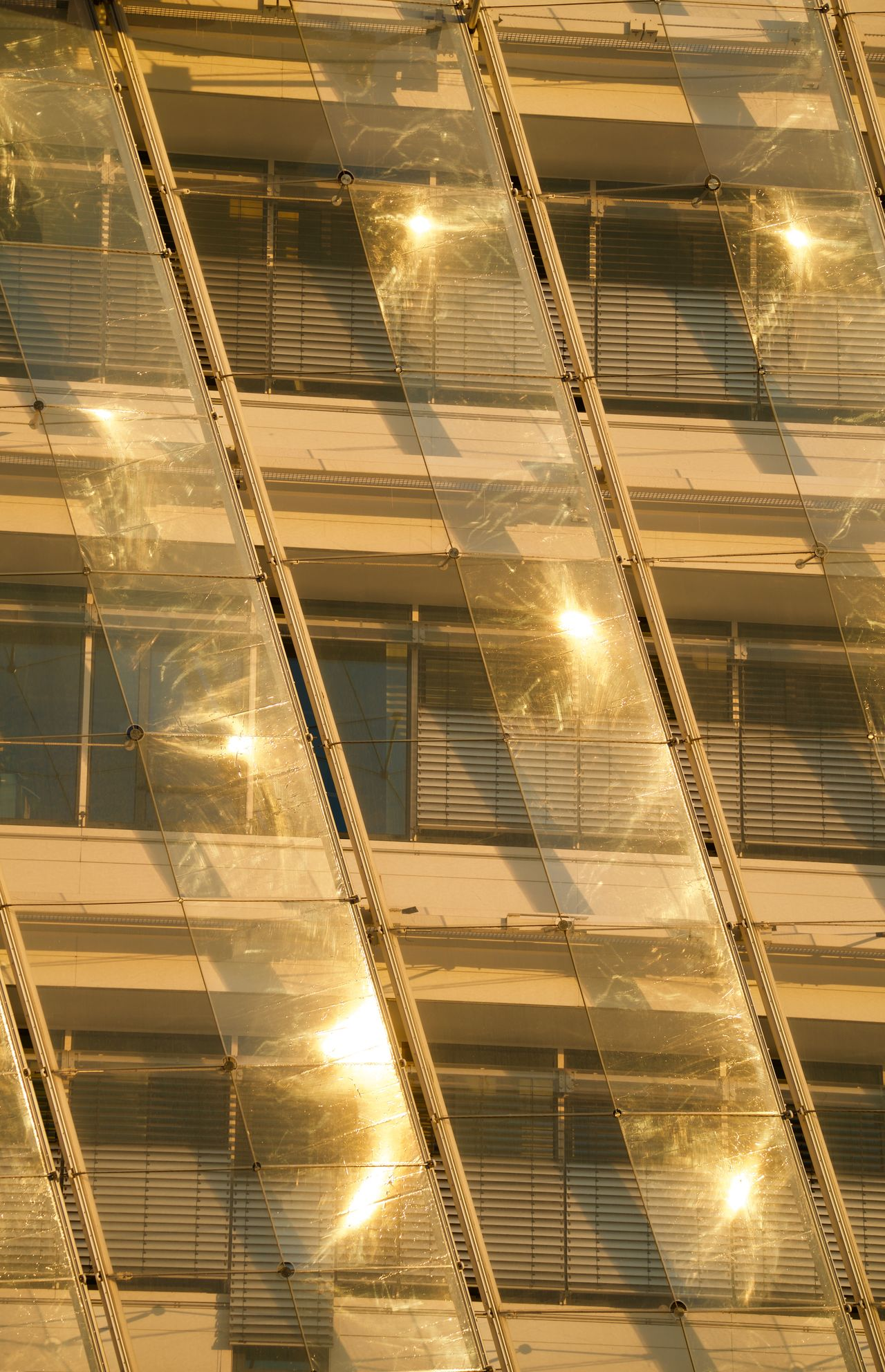 Sun reflecting on building Architectural Detail Building Exterior Facade Building Modern Structures & Lines Sun Sun Reflecting On Glass Yellow