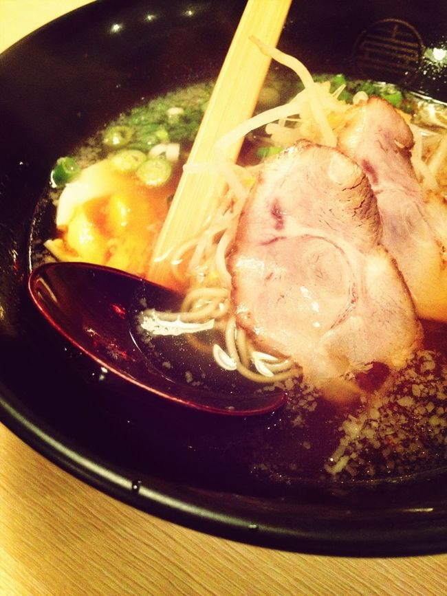 Ramen Japan Nara Food
