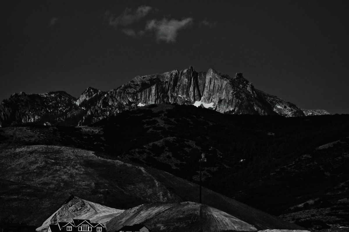 Utah Mountains Taking Photos Travel Utah Mountains Masive Landscape_photography Blackandwhite
