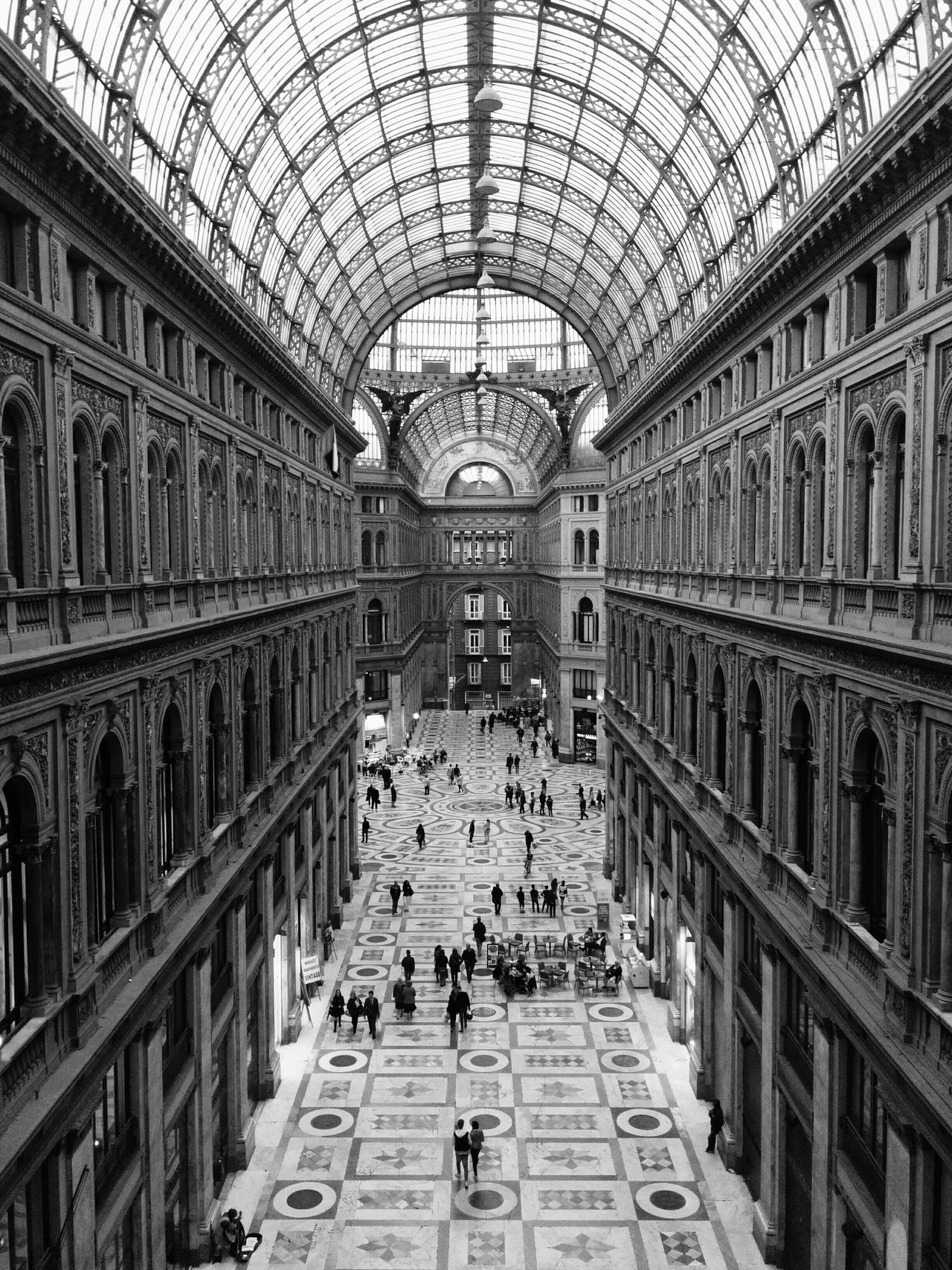Beautiful stock photos of shopping, Arcade, Arch, Architecture, Built Structure