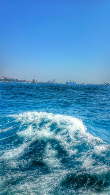 Sea Is My Life Istanbul Life