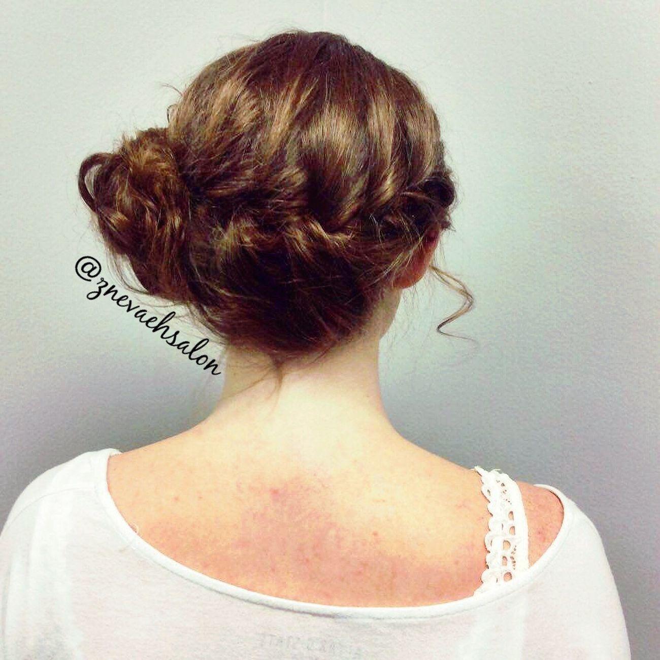 Braids & Bun @znevaehsalon @lorealprous Check This Out Lorealprofessionnelsalon L'Oreal Professionnel Hairstyle Knoxville Salon Z Nevaeh Salon Fashion #style #stylish #love #TagsForLikes #me #cute #photooftheday #nails #hair #beauty #beautiful #instagood #instafashion # Hairtrends Hair Fashion Hair Tecni.art Braids :) Lorealpros