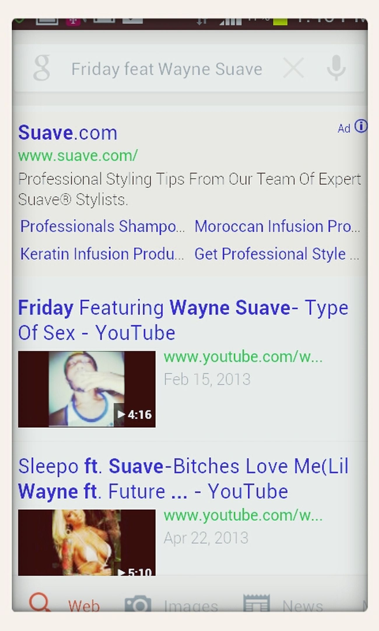 Music Waynesuave Random Yung Dread Locks