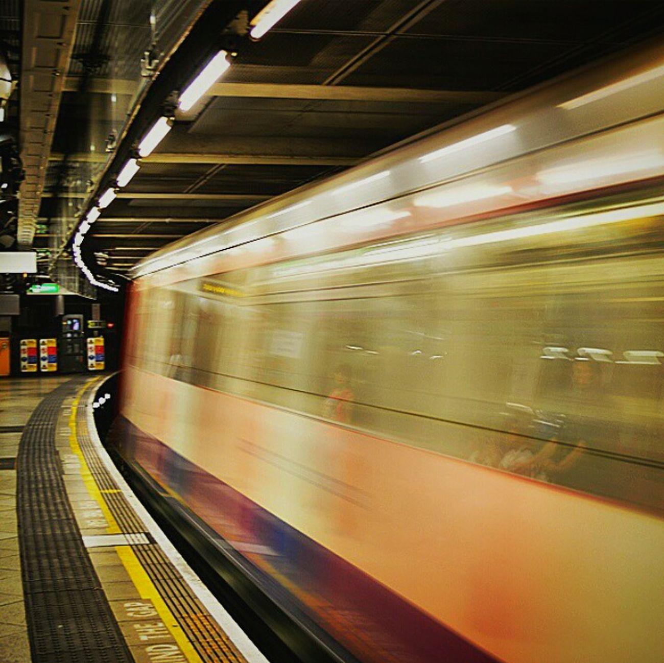 PhotoByMuratGul Metro Underground Station  London