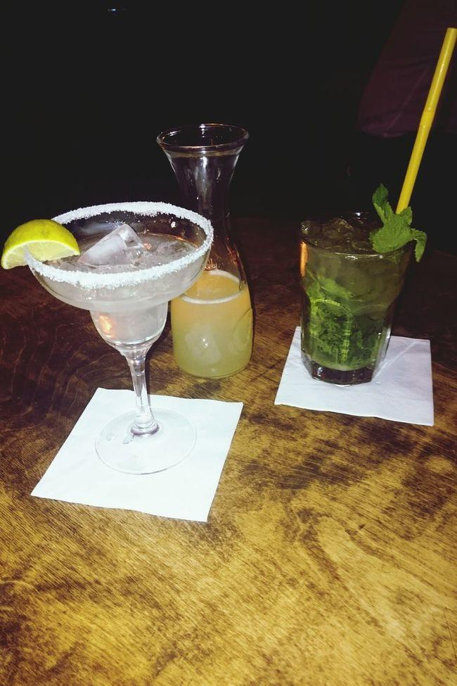 Enjoying Life Enjoying Life Cocktail Cocktails Bar Drinks Alkohol Magherita Mojito Time