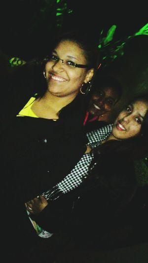 Eu e minha amigas lindas 😍😚😗 First Eyeem Photo