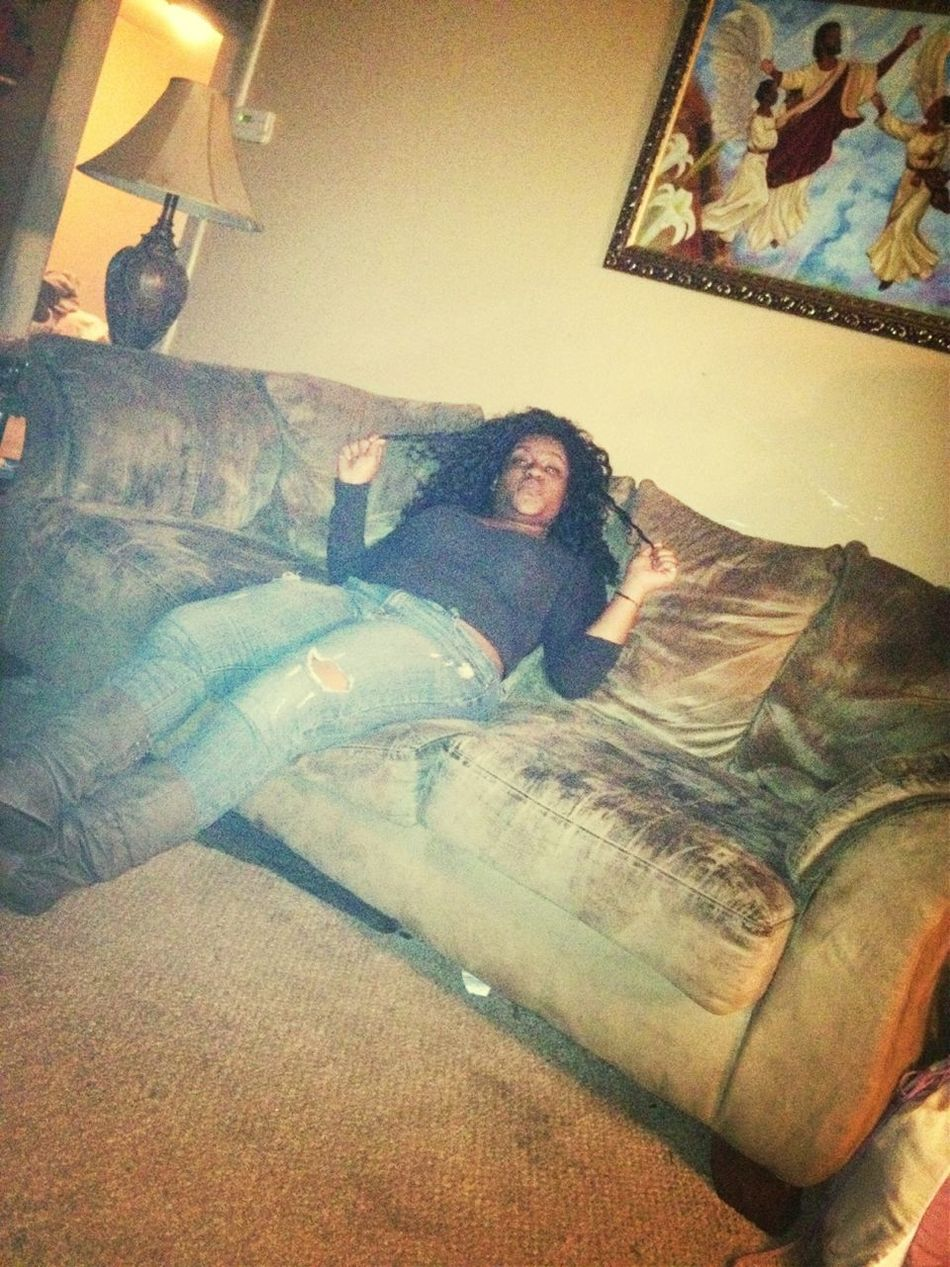 My sis n law caught me off guard