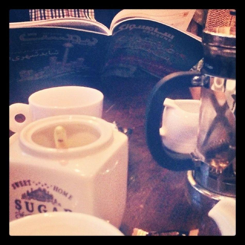 کافی_شاپ قهوه_فرانسه ۶ سال بعد