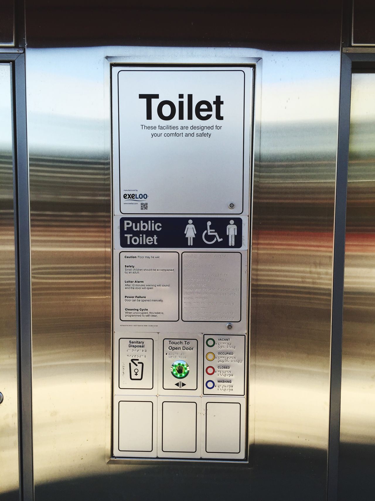 Toilet Technology Toilet Sign Toilets Around The World Rest Room Wc High Tech Awesome WOW Public Toilet