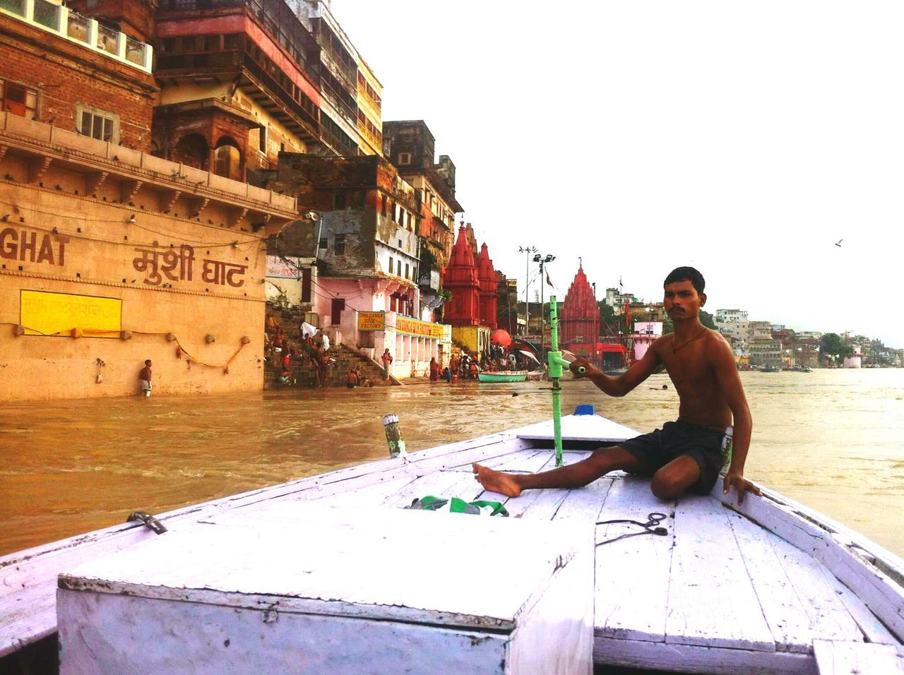 India Incredibleindiaofficial Varanasi, India Ganges, Indian Lifestyle And Culture, Bathing In The Ganges, Wonderlust BackpackersMemories