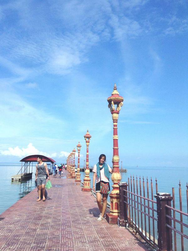 on the island way :) Indochine OnOurWay Stepbystep