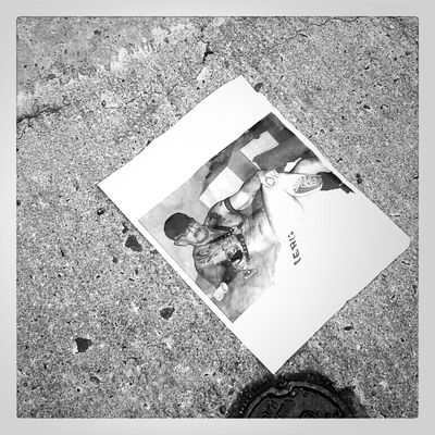 streetphoto_bw in Brooklyn by A'alon Dawson